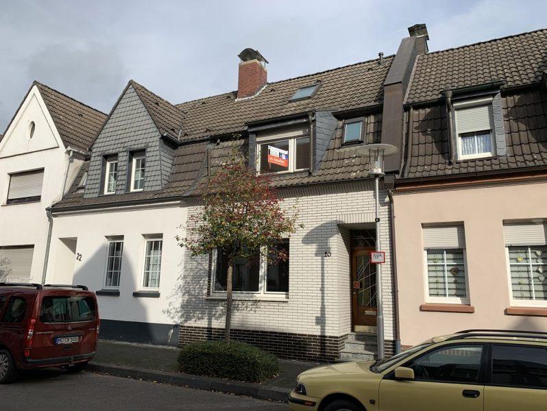 Viersen-Rahser: Reihenmittelhaus mit kleinem Garten für Familie in ruhiger Seitenstraße, 41748 Viersen, Reihenmittelhaus