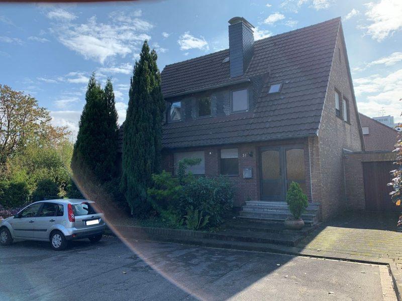 Dülken: freistehendes Wohnhaus, großes Ostgrundstück, ruhige Sackgasse, Garage, Renovierungsbedarf, 41751 Viersen, Einfamilienhaus