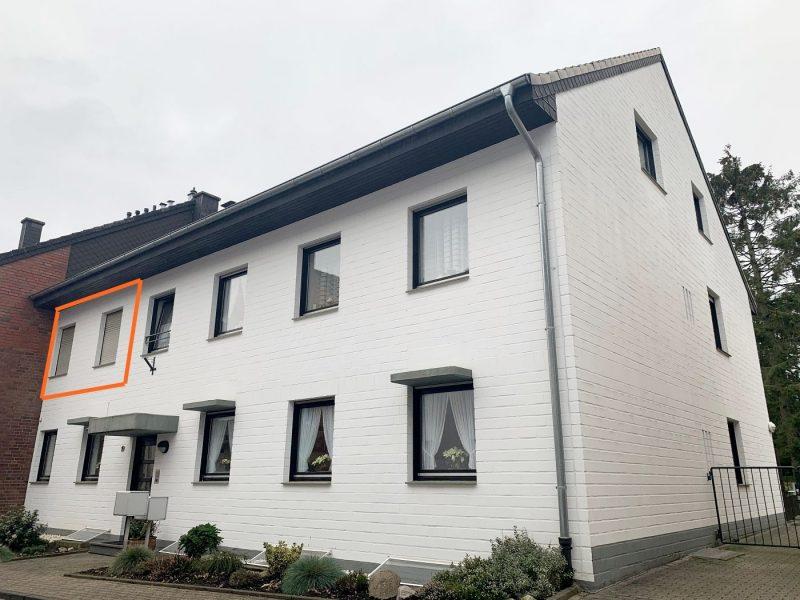 Dülken: Schöne Eigentumswohnung mit Südbalkon in einem gepflegten 6-Parteienhaus – ohne Garage, 41751 Viersen, Etagenwohnung