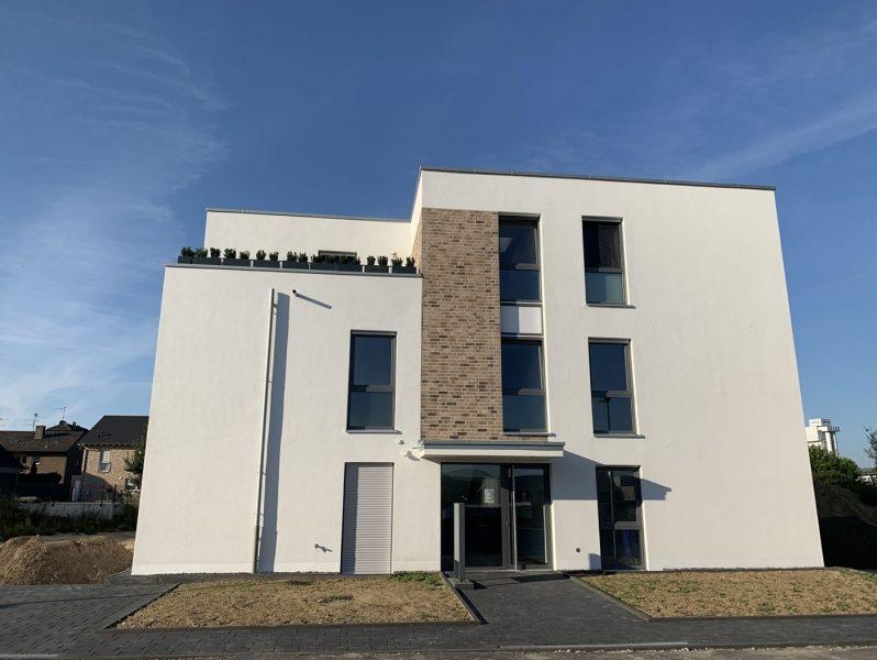 Exclusive Erdgeschosswohnung mit Terrasse und Gartennutzung – Hilde-Bruch-Str. 1 in Viersen-Dülken, 41751 Viersen, Etagenwohnung